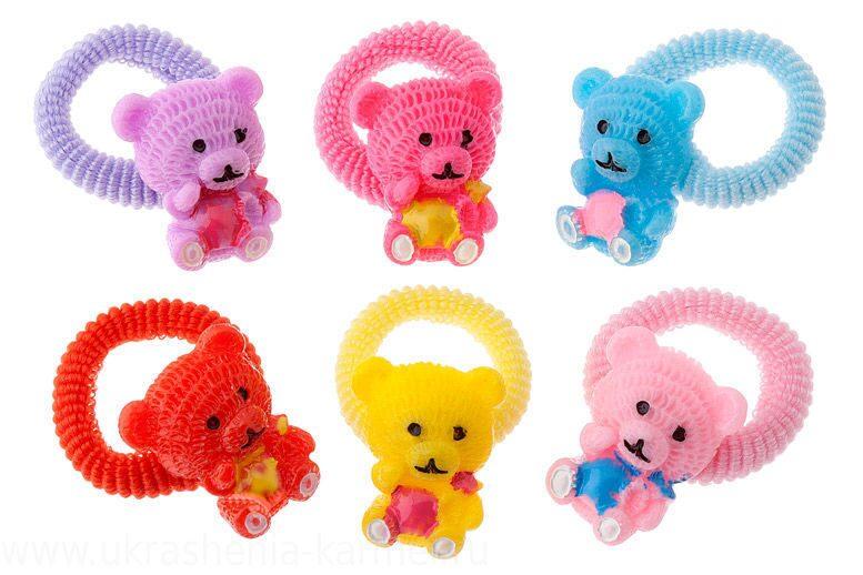 Детские резинки для волос